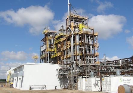 Infinitus Renewable Energy Plant