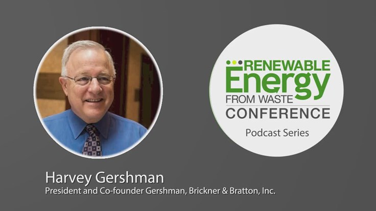 REW Podcast - Harvey Gershman