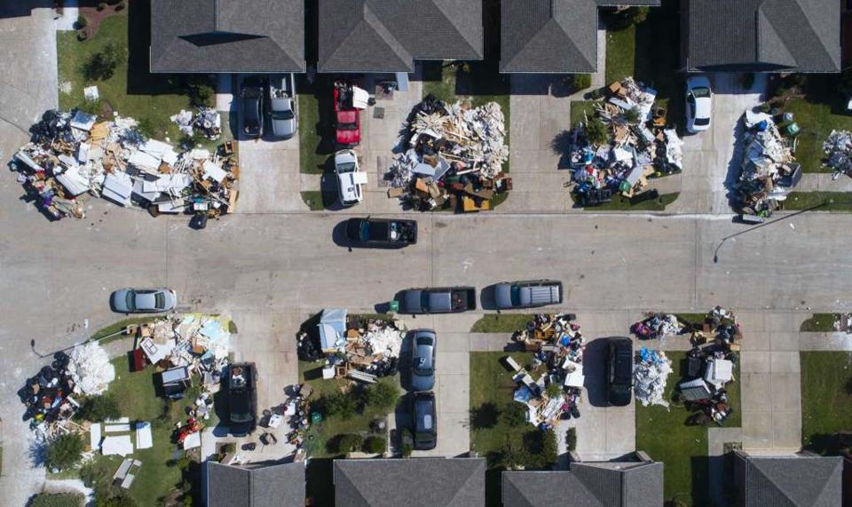 disaster debris management planning
