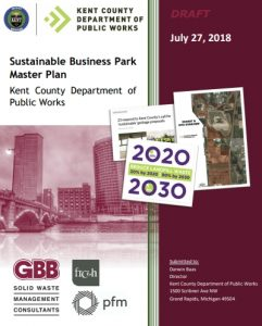 Kent County - Sustainable Business Park Draft Master Plan