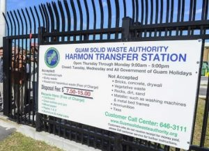Guam Harmon Transfer Station