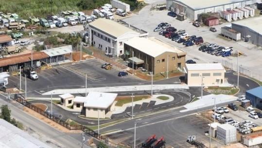Residential Transfer Station - Guam
