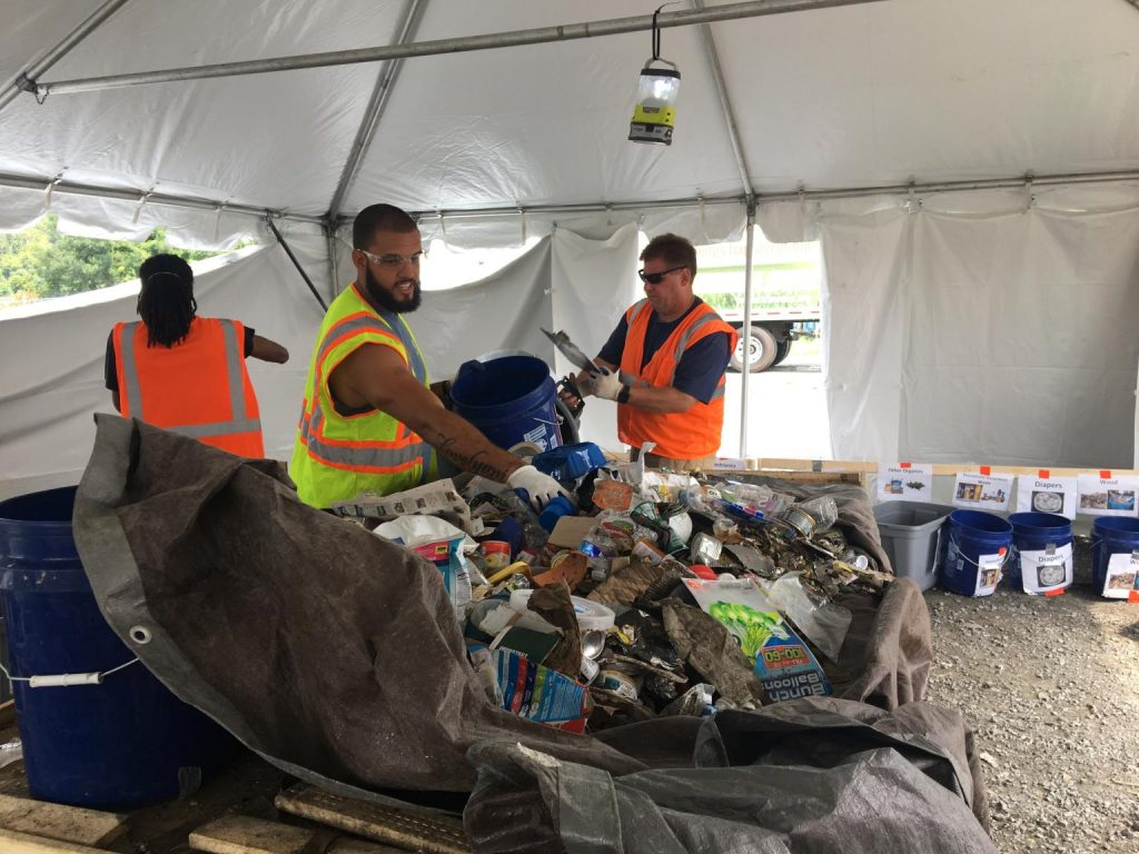 Lancaster County Solid Waste Management Authority Waste Characterization