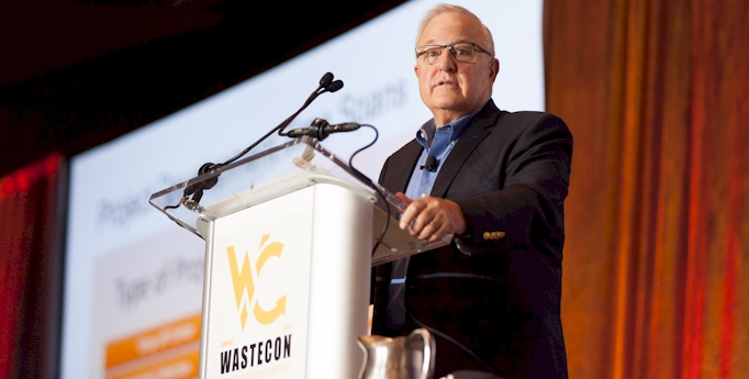 Harvey Gershman - WASTECON 2019