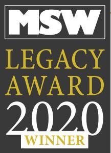 MSW Legacy Award 2020