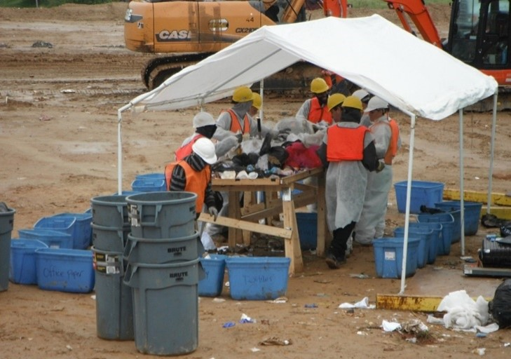 Waste Characterization Study - Chester County, PA
