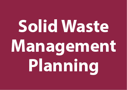 Strategic Solid Waste Management Planning