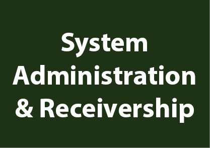 System Administration & Receivership