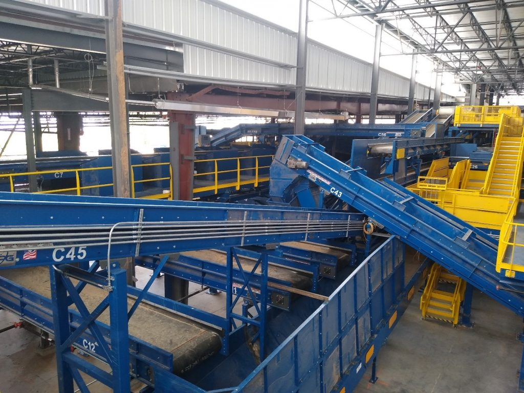 Mixed Waste Processing Facility - Wasatch Integrated Waste Management District, UT