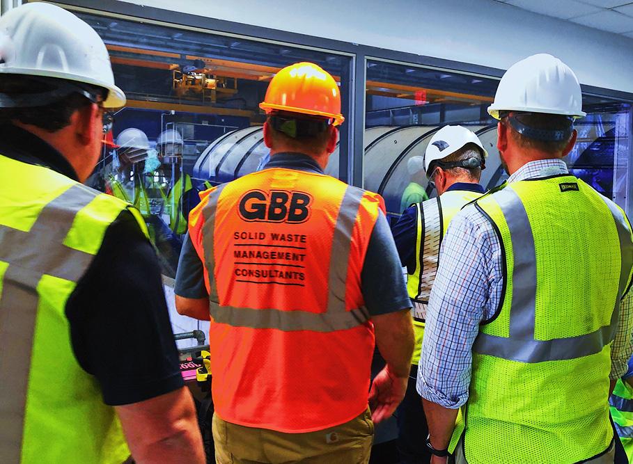 GBB on site